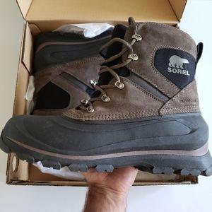 Sorel Buxton Lace Waterproof Winter Boots Sz 11.5